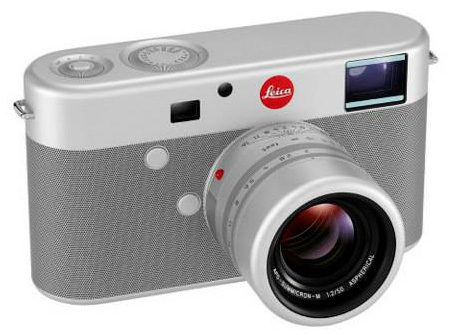 Leica-digital-rangefinder-camera-designed-by-Jony-Ive-and-Marc-Newson