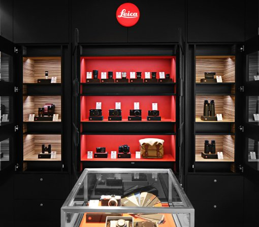 New Leica Boutique to open in Stuttgart 2