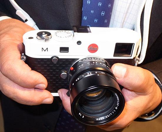 One-of-a-kind-custom-white-Leica-M-camera