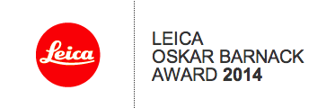 2014 Oskar Barnack Award