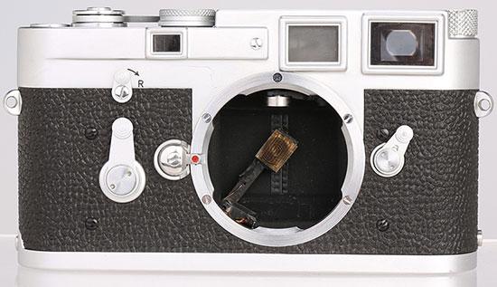 "Leica-M3-Betriebsk-""UR-M5""-Prototype-Serial-no.-M3-–-1209"
