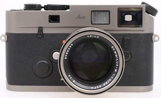 Leica-M7-'Handmade-titanium-camera'-Prototype,-Serial-no.-NA,-2002