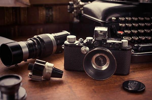 Leica III - c1938