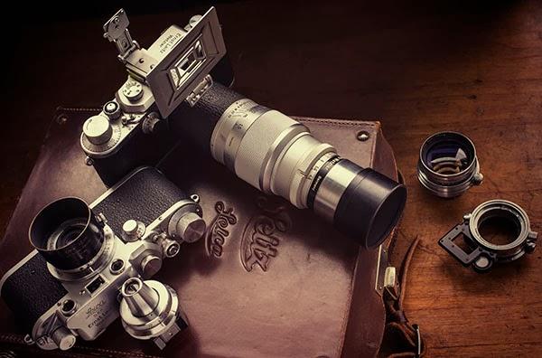Leica IIIc - c1944