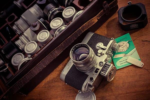 Leica IIIf - c1954