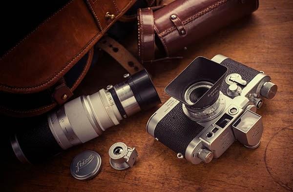 Leica IIIg - c1957