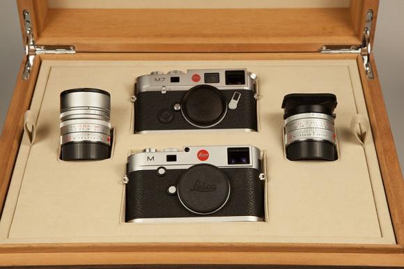 Leica M camera set 2