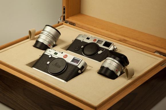 Leica M camera set 3