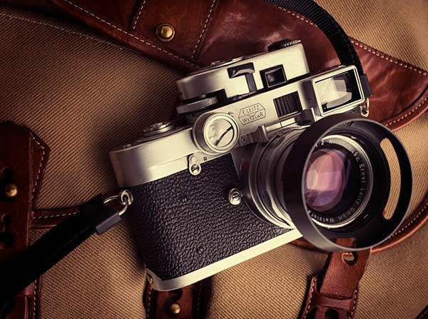 Leica M2 with dual-range Summicron c1959