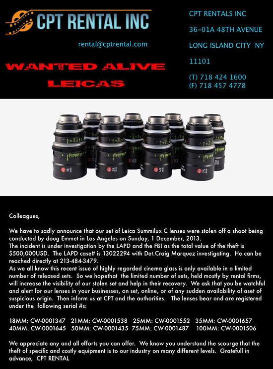 half-a-million-dollars-of-Leica-movie-lenses-stolen