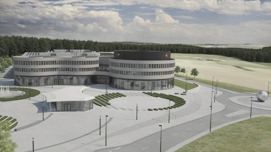 Leitz Park Leica Camera AG headquarters in Wetzlar 16