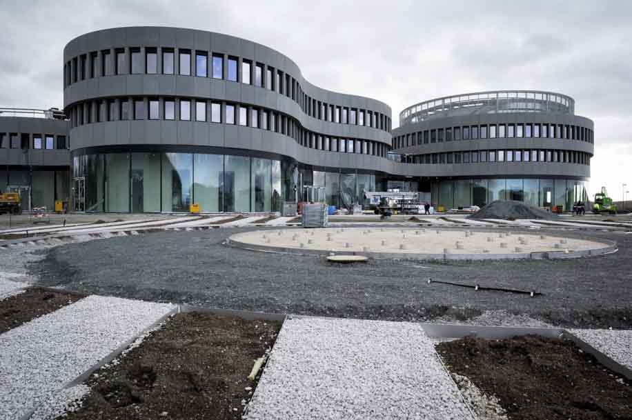 Leitz Park Leica Camera AG headquarters in Wetzlar 8
