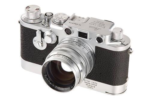 Leica IIIf Midland set