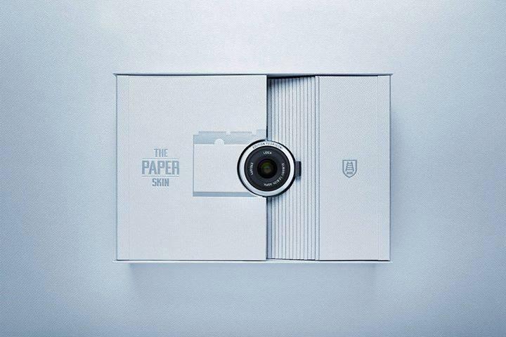 Leica X2 Paper Skin Fedrigoni limited edition 10