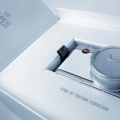 Leica X2 Paper Skin Fedrigoni limited edition 4