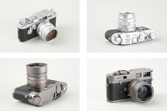Leica-cameras-at-Tamarkin-rare-camera-auction