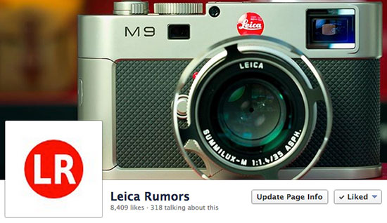 LeicaRumors-Facebook