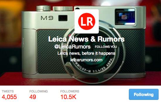 LeicaRumors-Twitter