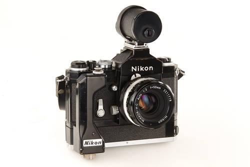 Nikon F High Speed 'Sapporo'