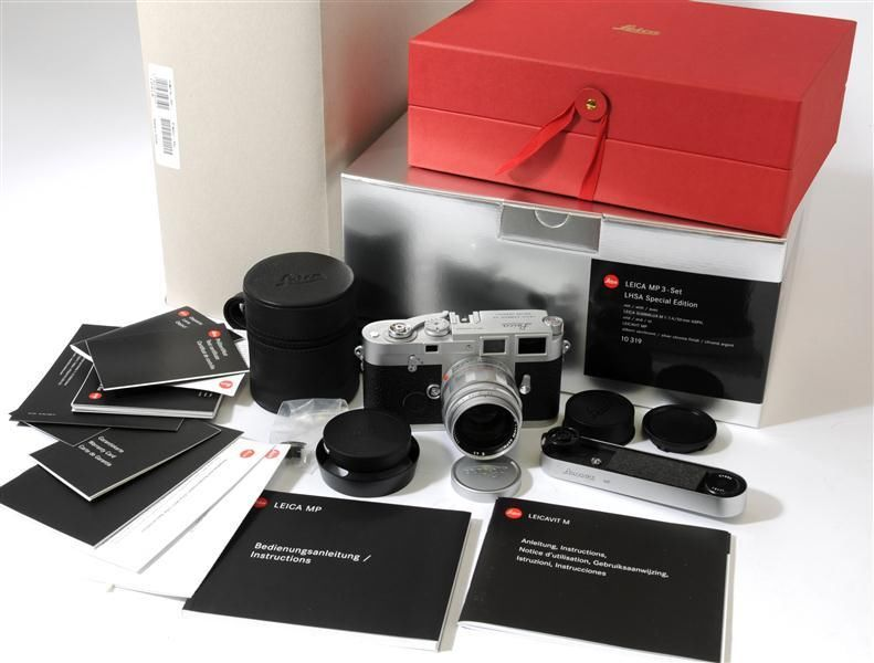 Leica MP3 Set LHSA Edition