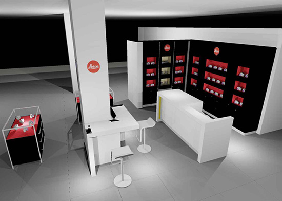 new leica store to open in berlin leica rumors. Black Bedroom Furniture Sets. Home Design Ideas