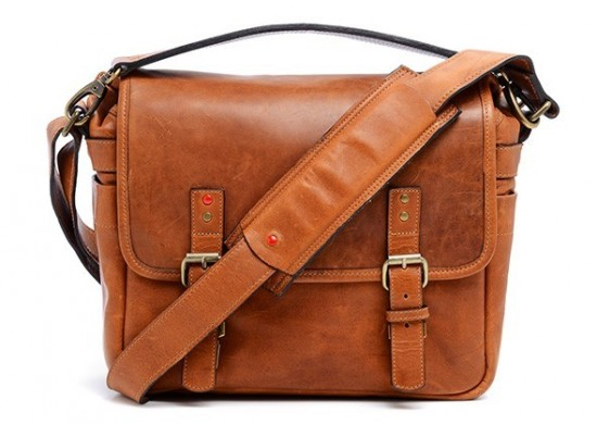 ONA Berlin - Leica M-System Leather Camera Bag