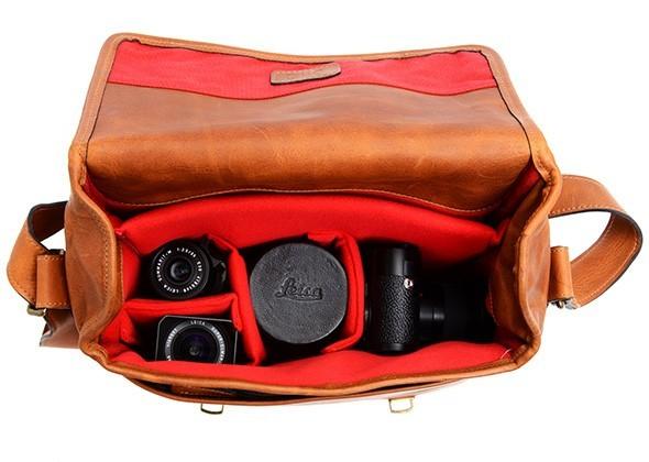 ONA Berlin - Leica M-System Leather Camera Bag 6