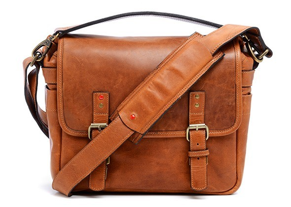 New: ONA Berlin Leica M-System leather camera bag
