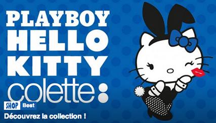 Playboy-Hello-Kitty-Colette