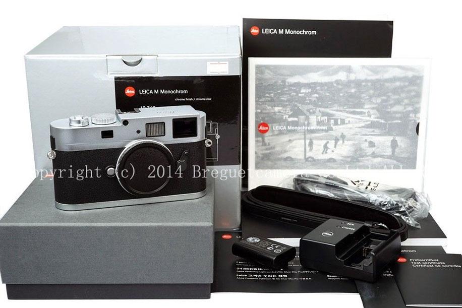 Silver-Leica-M-Monochrom-digital-camera