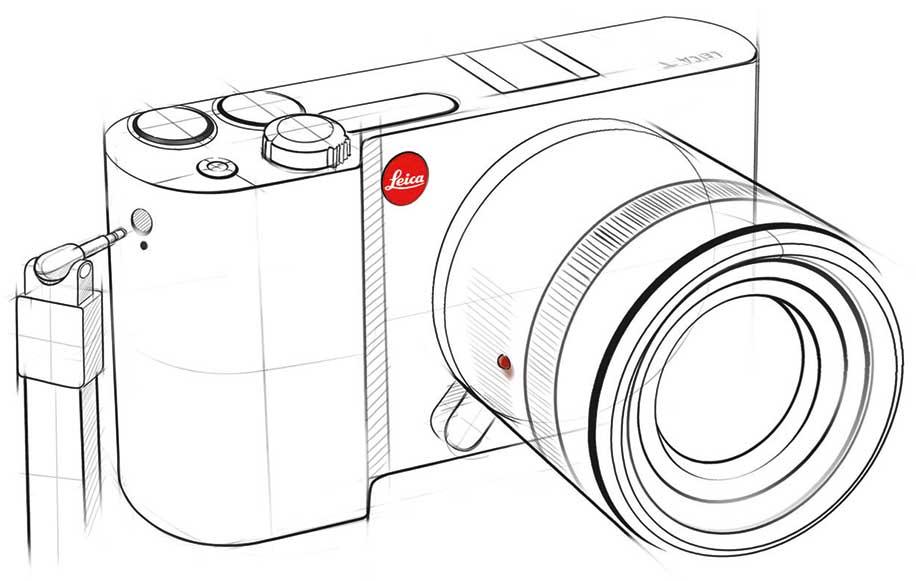 Leica T Camera Strap