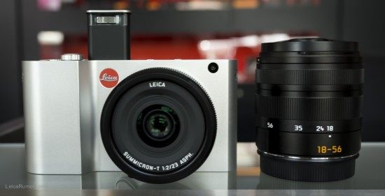 Leica T typ 701 mirrorless camera hands-on review 11