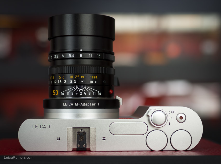 Quick Leica T camera hands-on preview