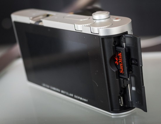 Leica T typ 701 mirrorless camera hands-on review 15