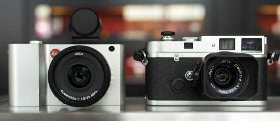 Leica T typ 701 mirrorless camera hands-on review 7