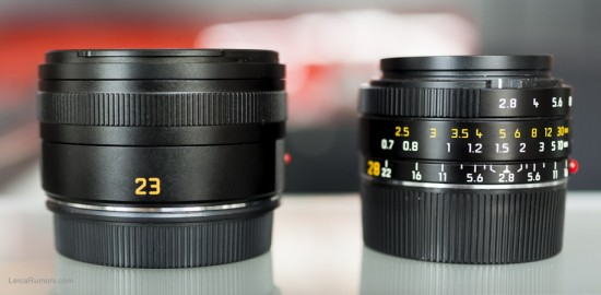 Leica T typ 701 mirrorless camera hands-on review 8