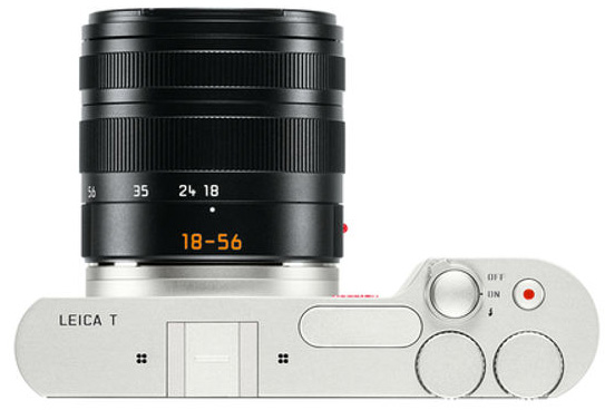 Leica-T-type-701-mirrorless-camera-with-18-56mm-lens