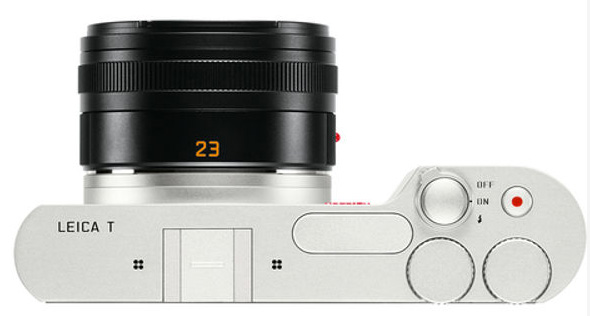 Leica-T-type-701-mirrorless-camera-with-23mm-lens