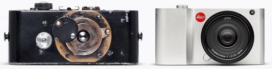 Leica-T-vs-Ur-Leica