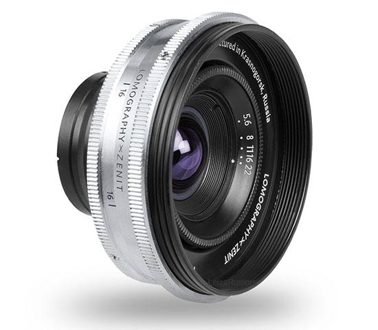 Lomography--RUSSAR+-lens