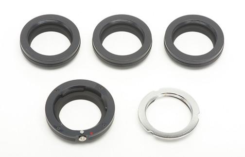 Novoflex macro LEM:VIS II adapter set for Leica M 240