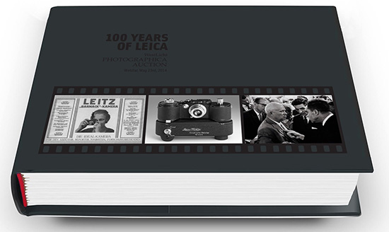 Westlicht-100-year-Leica-auction-catalog