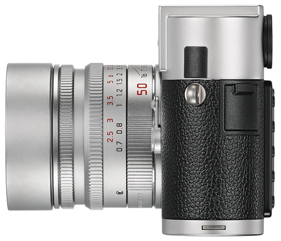 the new silver chrome leica m monochrom and macro elmar m 90mm f 4 lens and adapter available. Black Bedroom Furniture Sets. Home Design Ideas