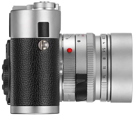 the new silver chrome leica monochrom is now shipping leica rumors. Black Bedroom Furniture Sets. Home Design Ideas