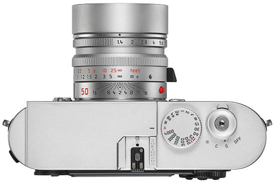 Leica-M-Monochrom_silver_top