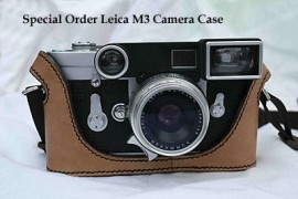 Leica M3 Camera Case Classic Cases