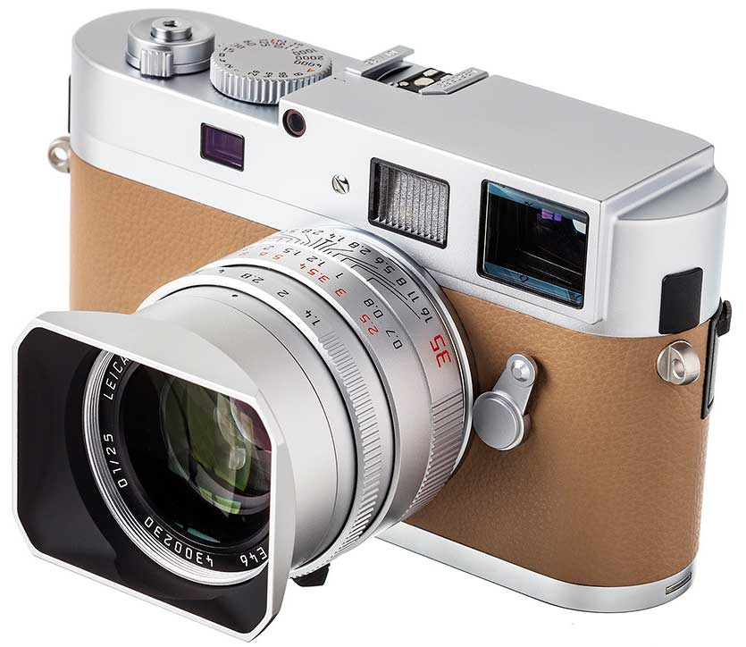 New Leica Monochrom Silver Anniversary Edition camera announced by Nordic Photo