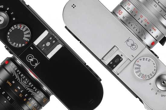 Leica M 240 100 years anniversary limited edition