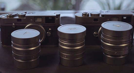 Leica-M-240-camera-100-years-limited-edition-set
