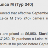 Leica-M-typ-240-camera-price-increase
